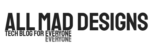 All Mad Designs Blog